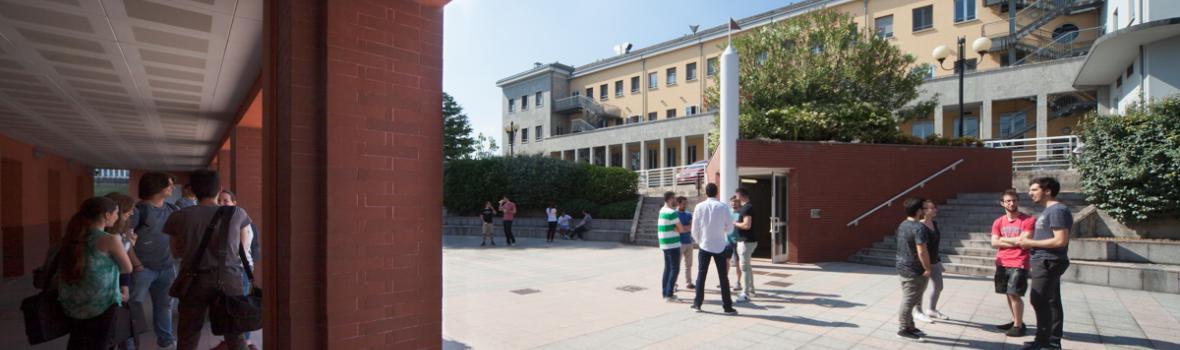Studenti a Dalmine